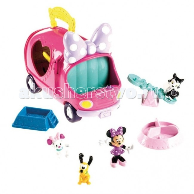 Fisher Price Mattel Фургончик для любимых питомцев