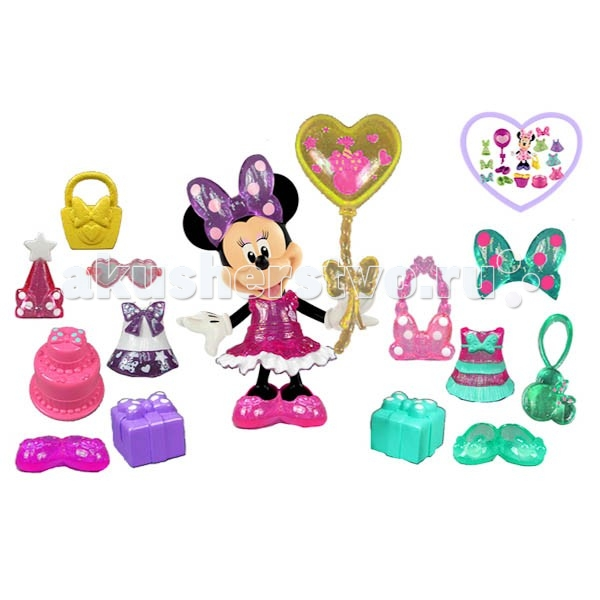 Fisher Price Mattel ����� Minnie Mouse ��������� �� ��� ��������