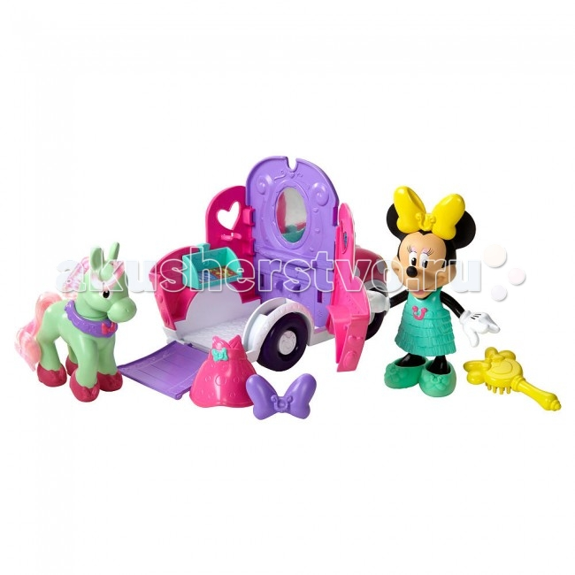 Fisher Price Mattel ������� ����� Minni Mouse ������ �����