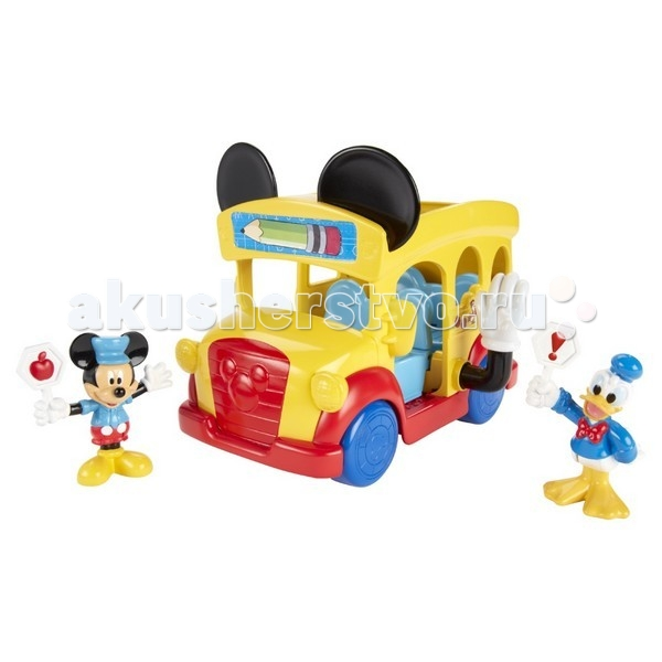 Fisher Price Mattel ������� ����� Mickey Mouse �������� �������