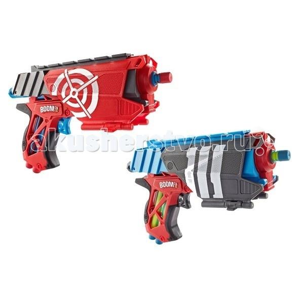 Boomco Набор бластеров Двойная защита