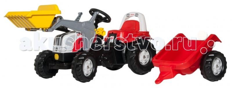 Rolly Toys RollyKid Steyr CVT
