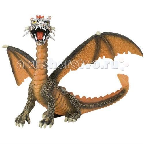 Bullyland Фигурка Дракон оранжевый 11 смФигурка Дракон оранжевый 11 смBullyland Фигурка Дракон оранжевый 11 см. - фигурка Дракон оранжевый из серии Фэнтази. Очень интересная фигурка сидящего оранжевого дракона отлично передает характер и внешность сказочного героя.   Игрушка будет прекрасным подарком как взрослому, так и ребенку.   Коллекционная модель, фигурка выполнена из высококачественных, нетоксичных материалов и абсолютно безопасна для детей.   Размер: 117 х 100 х 87 мм.<br>