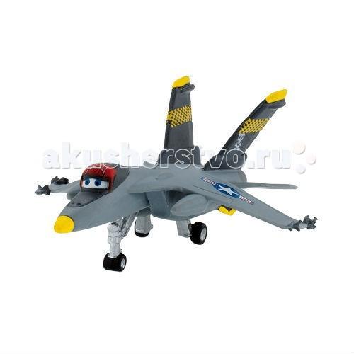 Bullyland самолет Эхо 7,2 смсамолет Эхо 7,2 смBullyland Эхо 7,2 см - фигурка самолетика Эхо из мультфильма компании Уолта Диснея Самолеты. Один из двух лучших самолетов в эскадрилье «Летучие монтировки». Лучший друг самолетика Браво. Они оба – серьезные военные машины, принимавшие участие в боевых действиях. Опытный боец, он, также как и Браво, мечтает попробовать свои силы в Мировых гонках.   Игрушка выполнена из высококачественных, нетоксичных материалов и безопасна для детей.   Размер: 95 х 70 х 35 мм<br>