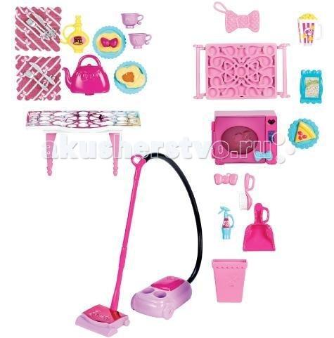 Barbie Мини-набор элементов декора для Барби