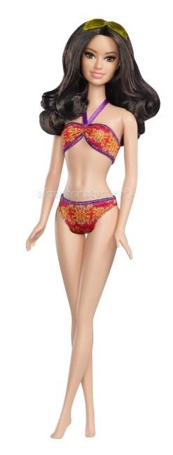 Barbie Ракель на пляже
