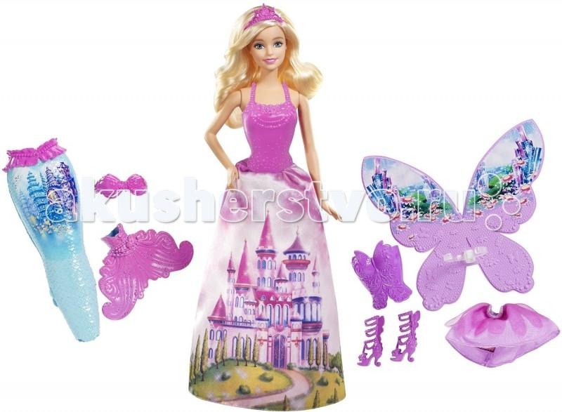 Barbie ����� Mix & Match �� ���������� ��������