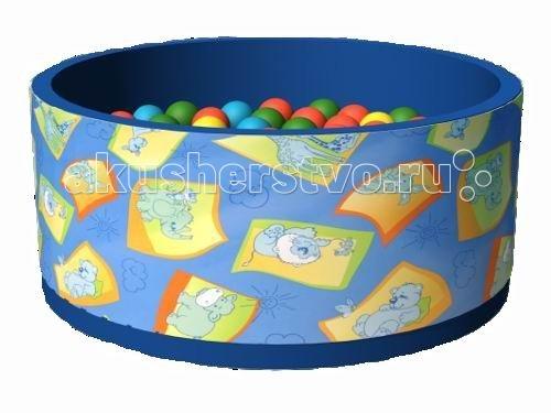 Romana Сухой бассейн с шариками Дюна