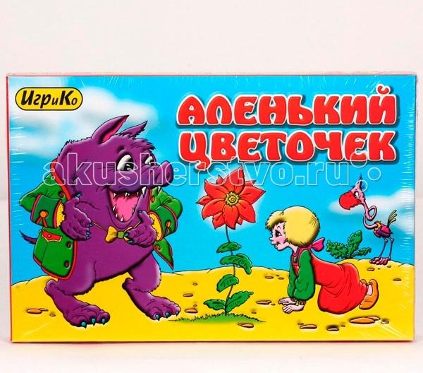 Игр и Ко Настольная игра Аленький цветочек