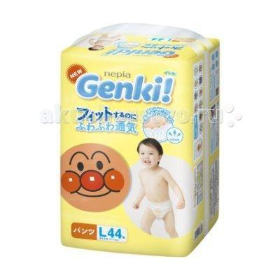 Genki ������� Nepia L (9-14 ��) 44 ��
