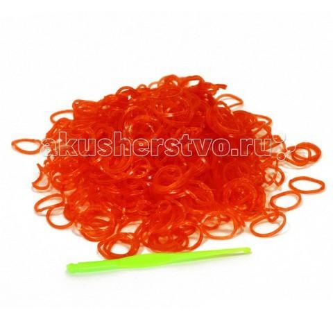Colorful Bands Набор резиночек Стандарт 200шт + крючок