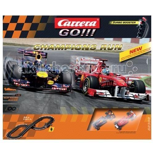Carrera Автотрек Champions GO