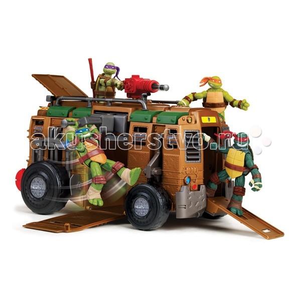 Playmates TMNT Машина Черепашки-Ниндзя для путешествия по подземелью