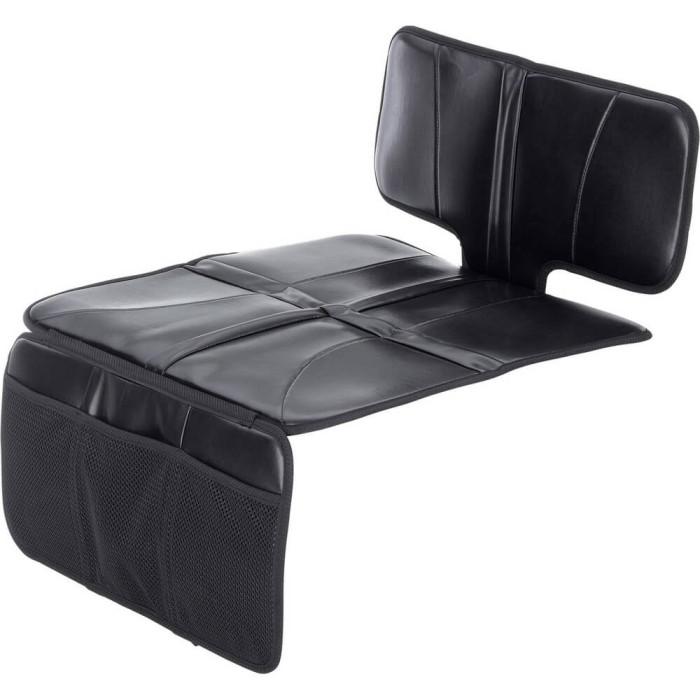 Britax Roemer Чехол для автомобильного сиденияЧехол для автомобильного сиденияУниверсальный чехол для сиденья не позволяет сползать автокреслу и защищает обивку салона Вашего автомобиля от повреждений и вмятин.   Рекомендуется для защиты кожаных и тканевых автомобильных сидений Прочный чехол для сиденья можно использовать под любые автолюльки, автокресла и базы Подходит для любых автомобилей Саморасправляемая конструкция Водонепроницаемый Можно мыть На передней стороне чехла также имеется 3 отделения для хранения мелочей  Легко складывается для дальнейшего хранения<br>