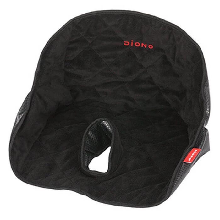 Diono Водонепроницаемая накладка на сиденье Ultra DryВодонепроницаемая накладка на сиденье Ultra DryВодонепроницаемая накладка на сиденье Ultra Dry - идеальное решение, чтобы сохранить автокресла, коляски и стульчики сухими и чистыми.  Накладка защитит при протекании подгузника, а также от намокания кресла после купания или поездки на пляж, помимо этого накладка способна удерживать в себе любую грязь и крошки. Ultra Dry имеет специальные бортики сзади и по бокам, а также бортики вокруг пряжки ремня безопасности.   Материалы:  Сверху - мягкая плюшевая ткань. Снизу - специальный 100% водонепроницаемый защитный слой. Состав: полиэстер, нейлон.  Благодаря такой накладке путешествие станет более комфортным и беззаботным для всех!   Подходит для всех автомобильных сидений и колясок, а также детских стульчиков и других изделий с 5-точечным ремнем.  Накладку Diono Ultra Dry можно стирать в стиральной машине. При незначительном загрязнении ее достаточно протереть тряпкой, смоченной в воде.  Легко складывается для хранения и занимает мало места.<br>
