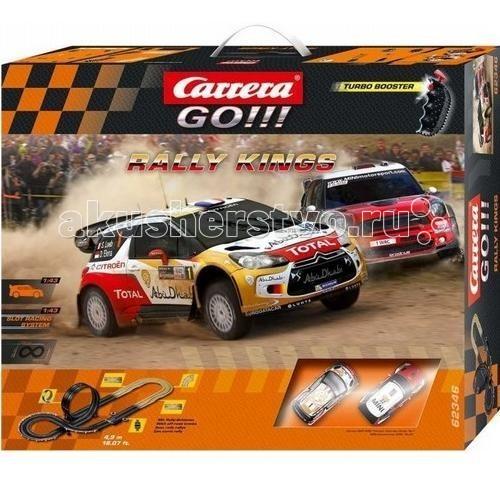 Carrera Автотрек Rally Kings GO