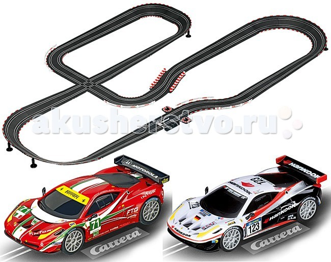 Carrera �������� Ferrari GT Experience Best racer