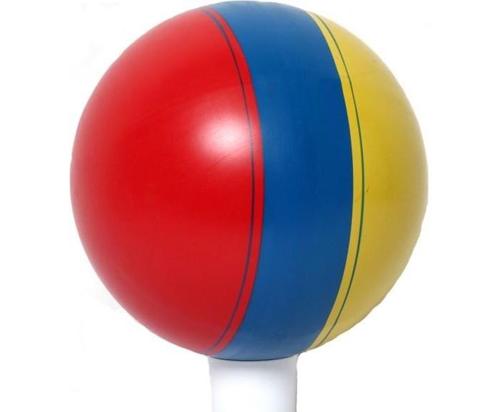 Русский стиль Мяч Полоса С-23ЛП 20 смМяч Полоса С-23ЛП 20 смРусский стиль Мяч Полоса легко найти, если вдруг он далеко ускакал. Мячик хорошо отталкивается от земли со слышимым звуком. Внутри него большой объем воздуха, поэтому на ощупь он плотный. Возможности подкачать мяч нет, но несмотря на это, он прослужит ребенку долго и станет любимой игрушкой для веселого и активного времяпровождения.   Играя с мячиком, ребенок развивает свои физические способности, ловкость и внимательность.  Товар представлен в ассортименте<br>