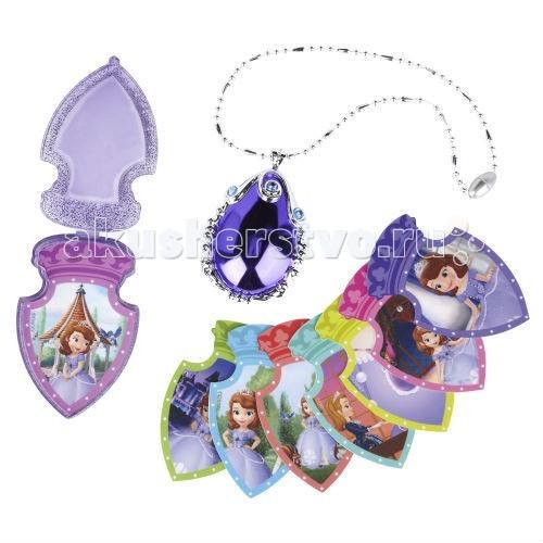 CDI Набор Принцесса Disney София Прекрасная Магический говорящий Амулет