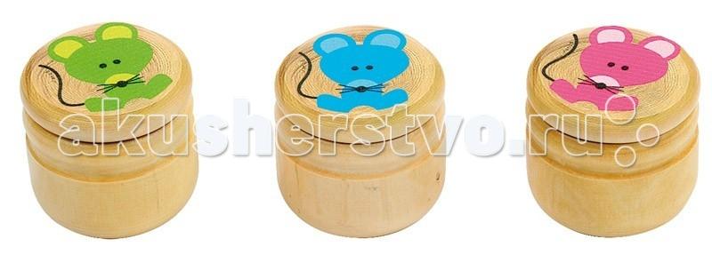 Janod Баночка для молочных зубов Мышонок