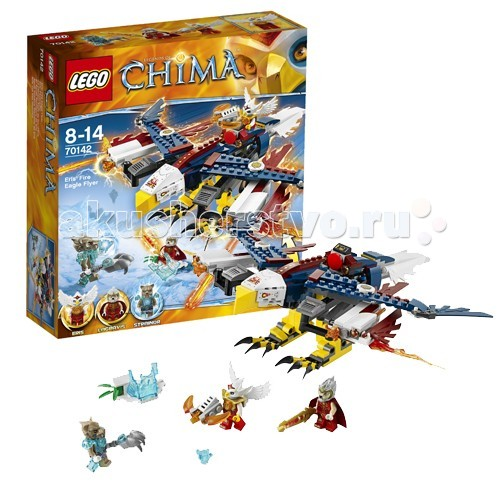 ����������� Lego Legends of Chima 70142 ���� ������� ���� �������� ����������� ������ ����