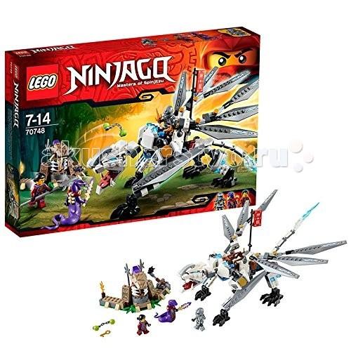 ����������� Lego Ninjago 70748 ���� �������� ��������� ������