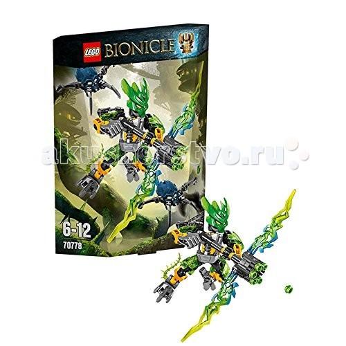 Конструктор Lego Bionicle 70778 Лего Биониклы Страж Джунглей