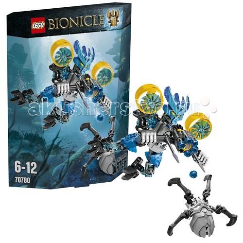 Конструктор Lego Bionicle 70780 Лего Биониклы Страж Воды