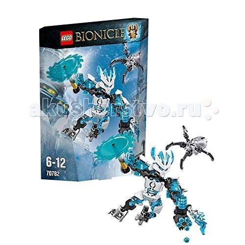 Конструктор Lego Bionicle 70782 Лего Биониклы Страж Льда