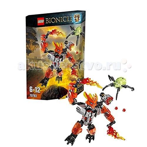Конструктор Lego Bionicle 70783 Лего Биониклы Страж Огня