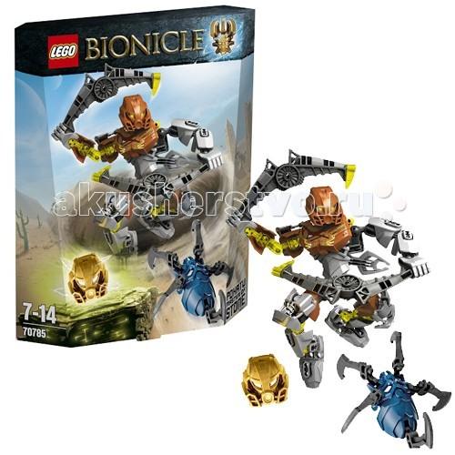Конструктор Lego Bionicle 70785 Лего Биониклы Похату – Повелитель Камня