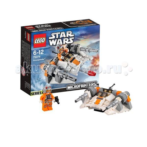 Конструктор Lego Star Wars 75074 Лего Звездные войны Снеговой спидер