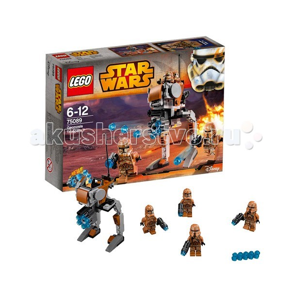 ����������� Lego Star Wars 75089 ���� �������� ����� ��������� ������� ���������