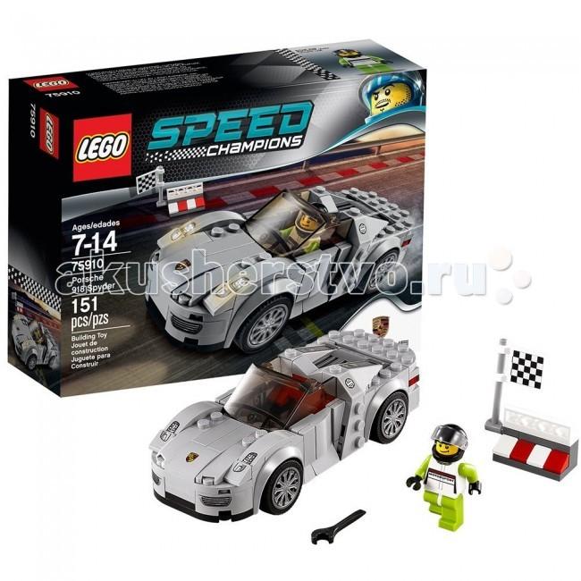 ����������� Lego Speed Champions 75910 ���� �������� ����� 918 �������