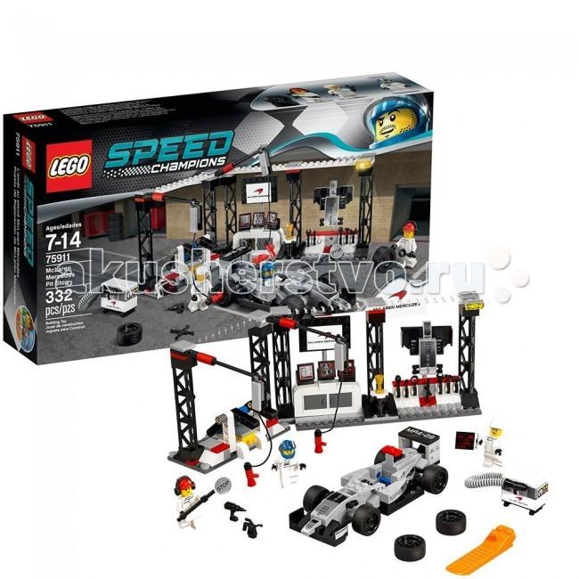 ����������� Lego Speed Champions 75911 ���� �������� ����� ��������������� �������� ��������