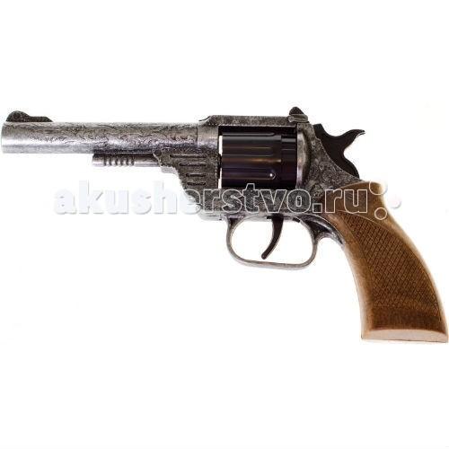 Edison Игрушечный Пистолет Дакота/Dakota Metall Western 19,8 см