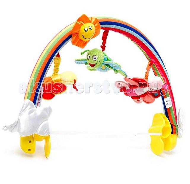 WeeWise Дуга с игрушками Бабочки 20111
