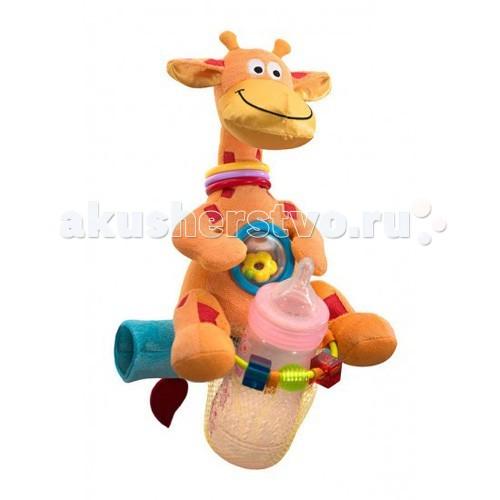 Подвесная игрушка WeeWise Мультиигрушка 20112