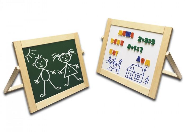Тридевятое царство Детская магнитная доска для рисования дк-9