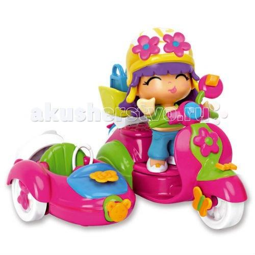 Famosa Кукла Пинипон Мотоциклист