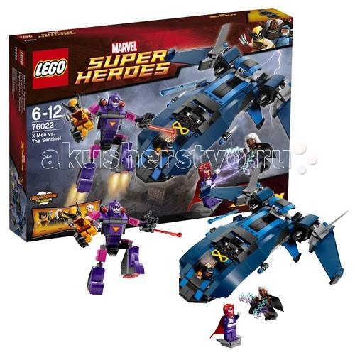 Конструктор Lego Super Heroes 76022 Лего Супер Герои Люди Икс против Стражей