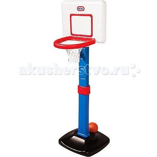 Little Tikes Баскетбольный щит раздвижной 60-120 см