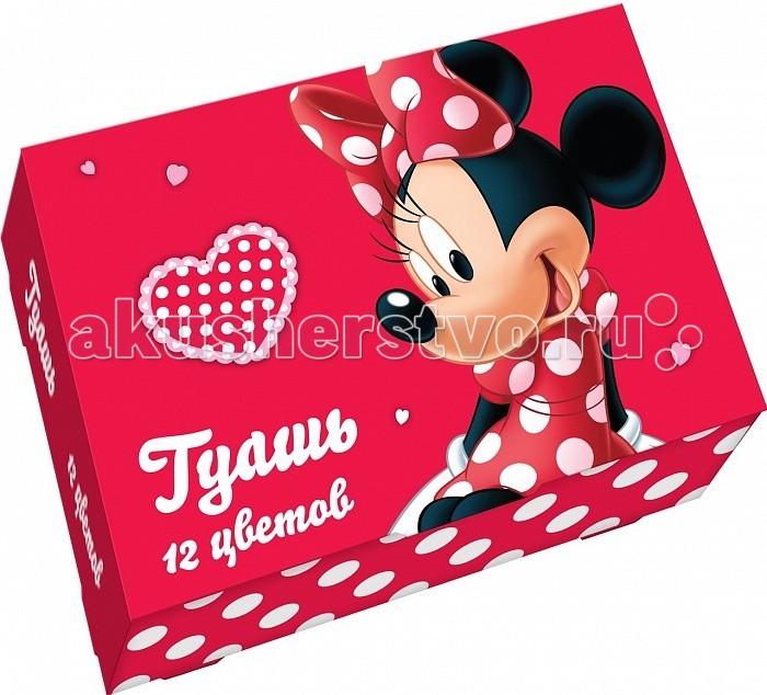 Disney Минни Гуашь 12 цветов 22630