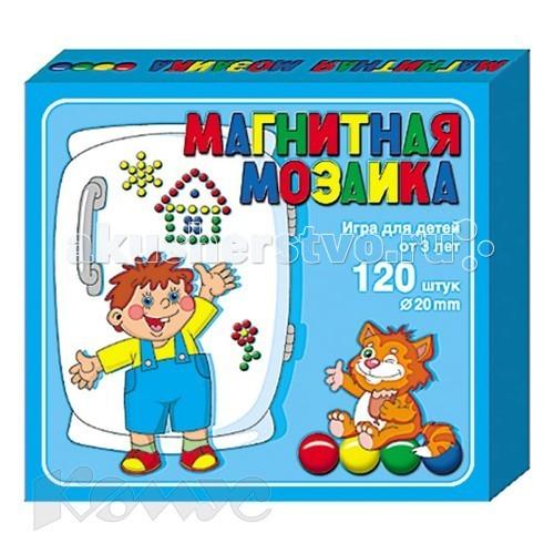 Тридевятое царство Мозаика магнитная 20/120 00943