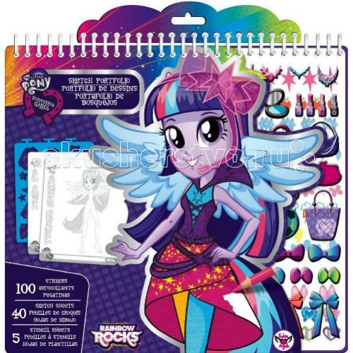 Fashion Angels ��������� ������� My little pony ������� �� ���������