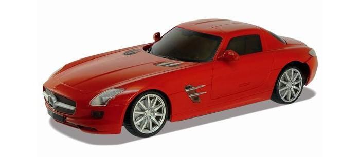 Welly Радиоуправляемая модель машины 1:24 Mercedes-Benz SLS AMGРадиоуправляемая модель машины 1:24 Mercedes-Benz SLS AMGКоллекционная модель машины 1:24 Mercedes-Benz SLS AMG на радиоуправлении.  Радиоуправляемая модель Mercedes-Benz SLS AMG Welly – копия автомобиля.  С помощью пульта можно управлять движением автомобиля!  Расцветки автомобиля в ассортименте.<br>