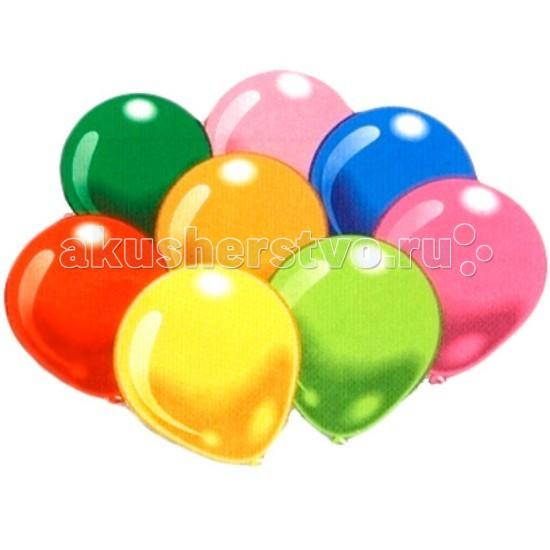 Everts Упаковка 100 разноцветных шаров