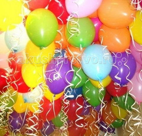Everts 50 разноцветных шариков