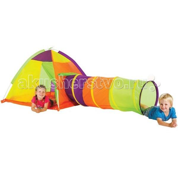 Five Stars Детская игровая палатка с туннелем