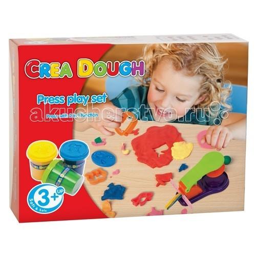 Five Stars Crea Dough Маленький игровой набор с прессом и формочками